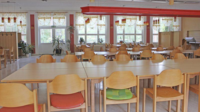 Essen im Integrationsdorf Arendsee (IDA)