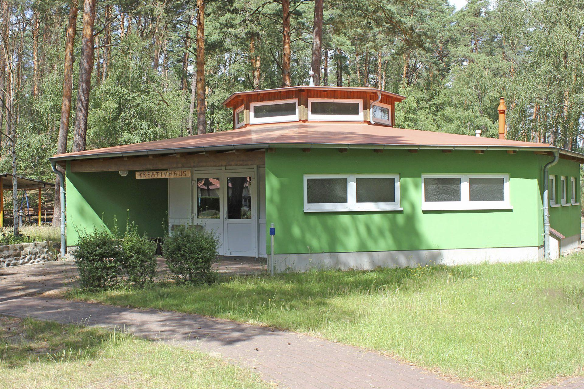 Freizeitmöglichkeiten auf dem Gelände der IDA Arendsee – das Kreativhaus